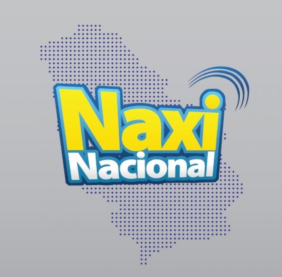 NAXI RADIO APATIN brendiranje kancelarije i studija