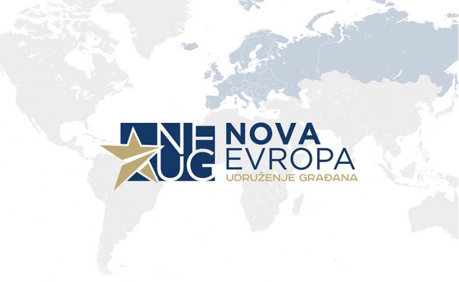 NOVA EVROPA - grafička rešenja