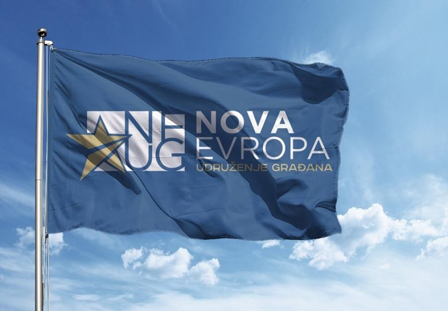 NOVA EVROPA organizacija konferencije
